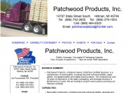 Patchwood Products | Veteran Owned Pallet Manufacturer