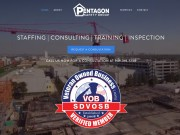 Pentagon Safety Group | Service Disabled Veteran  Owned Small Safety Business