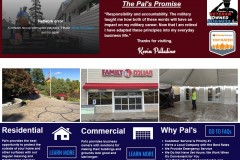 Pals Power Washing - Veteran Owned Cleaning Business