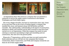 1st Impressions More Than Doors | Veteran Owned Construction Supplier