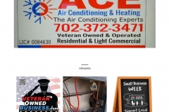 Ace Air Conditioning | Veteran Owned Air Conditioning Business