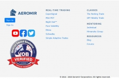 Aeromir Corporation | Veteran Owned Business Online Trading Education