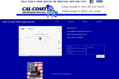 Cal Coast Refrigeration | Veteran Owned HVAC Business