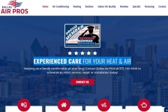 Dallas Air Pros | Veteran Owned HVAC Business
