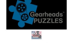 Gearheads Puzzles | Veteran Owned Puzzle Business