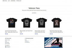 The Humble Veteran | Veteran Owned  Clothing Apparel Business