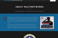 MultiNetworks | Veteran Owned Technology Networking Company