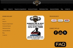 Ranger Air and Heat | Veteran Owned HVAC Business