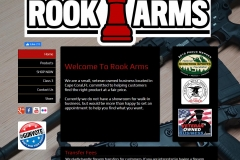 Rook Arms | Veteran Owned Firearms Business