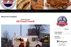 SS German Food Truck | Veteran Owned Food Trucks