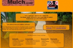 San Diego Mulch | Veteran Owned Mulch Supplier