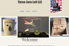 Three Zero Left | Veteran Owned Store