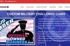 Unit Coins | Veteran Owned Custom Challenge Coins