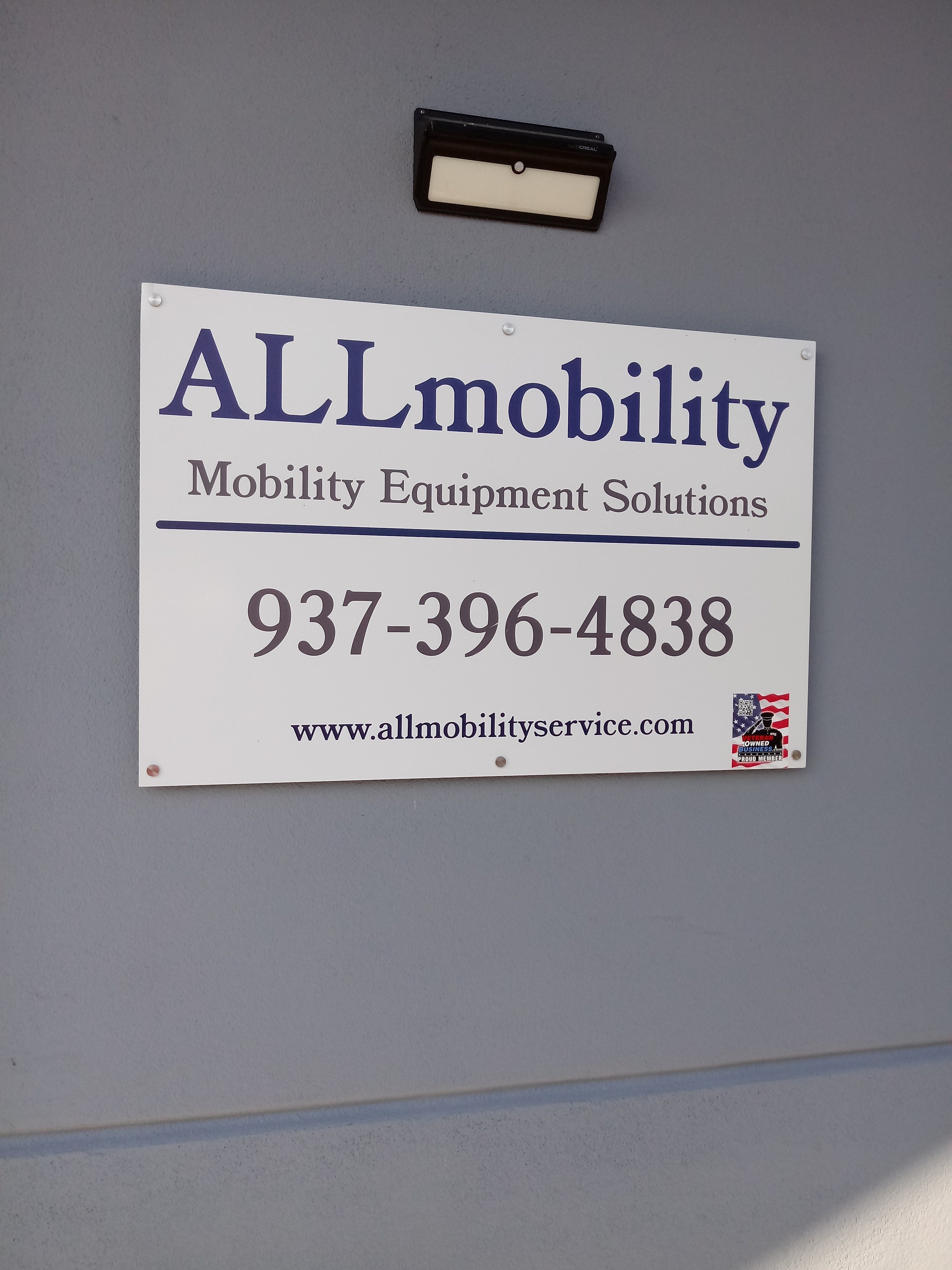 AllMobility | Veteran Owned Medical Equipment Business