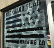 Back Water Brewery | Proud Veteran Owned Business Member Sticker