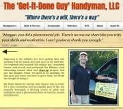 The Get It Done Guy | Certified Veteran Owned Home Improvement Business