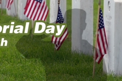 2018 Memorial Day Website Banner II