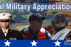 National Military Appreciation Month 2019
