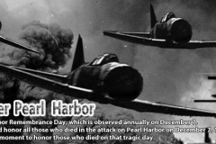 Pearl Harbor Day 2018