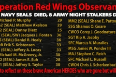 2018 Operation Red Wings Banner New