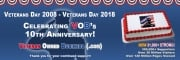 Veteran Owned Business' 10th Annivesary