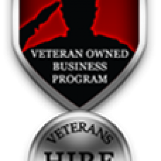 Veterans Hire Veterans Badge