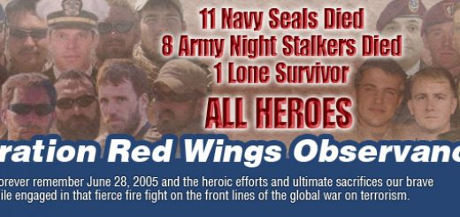 Operation Red Wings 8 Years Later