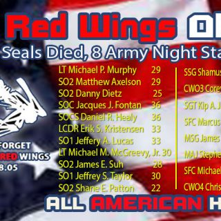 Operation Red Wings Observance 2016