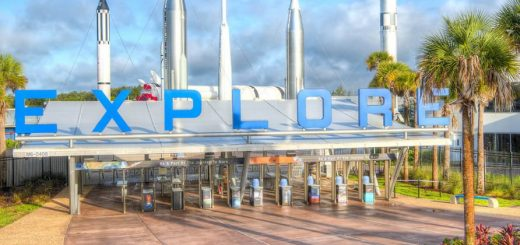 FREE Admission to Kennedy Space Center Visitor Complex