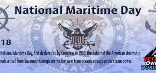 National Maritime Day May 22nd 2018