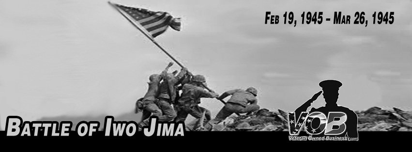 Commencement of the Battle of Iwo Jima