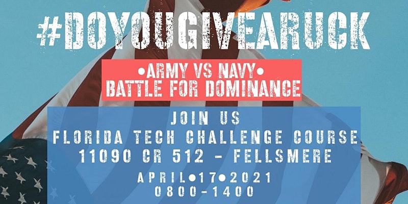 DYGAR Army VS Navy: Battle for Dominance | Florida Tech Challenge Course - Fellsmere