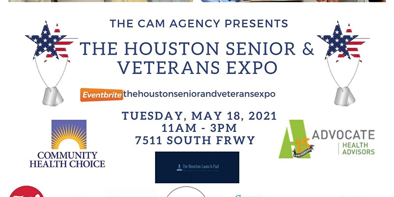 The Houston Senior and Veterans Expo