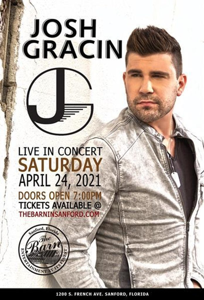 The Josh Gracin Drink It Gone Tour | Central Florida