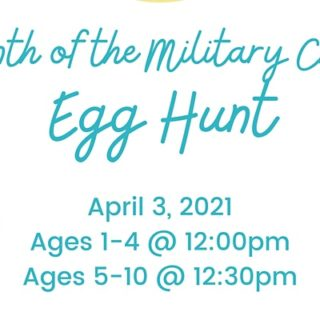 Month of the Military Child Egg Hunt by 366 Force Support Squadron