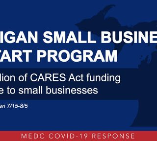 Michigan Small Business Restart Grant Program