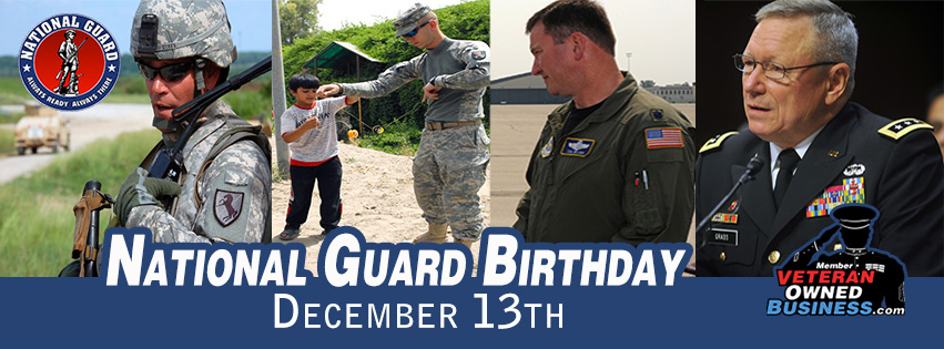 The National Guard Birthday