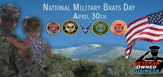National Military Brats Day - April 30th