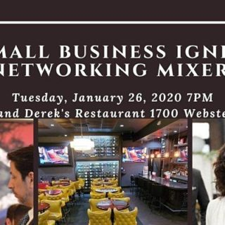 Small Business Ignite -Networking Event