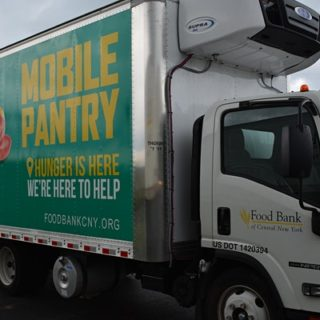 Veteran's Mobile Food Pantry