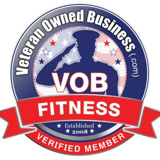 Veteran Owned Business Fitness Verified Member Badge