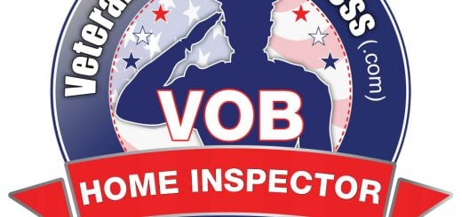 Veteran Owned Business Home Inspector Verified Member Badge