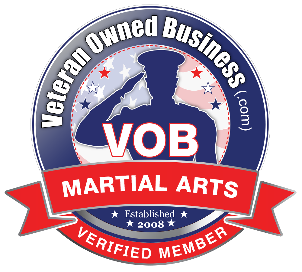 Veteran Owned Business Martial Arts Verified Member Badge