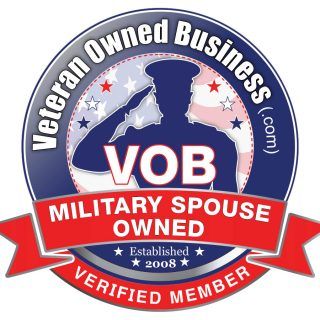 Military Spouse Owned Verified Member Badge