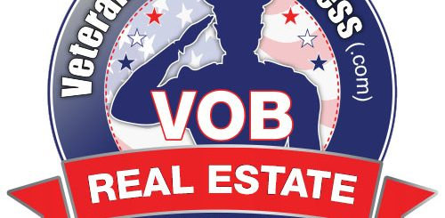 Veteran Owned Business Real Estate Verified Member Badge
