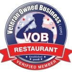 Veteran Owned Business Restaurant Verified Member Badge