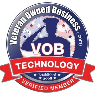 Veteran Owned Business Technology Verified Member Badge