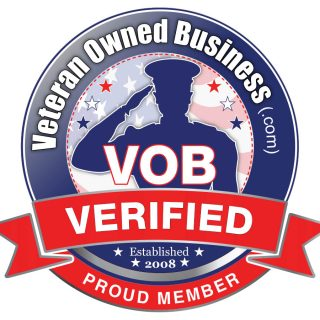 Veteran Owned Business Verified Proud Member Badge