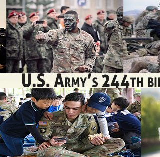 6/14/19 Marks The Army's 244th Birthday – Army History