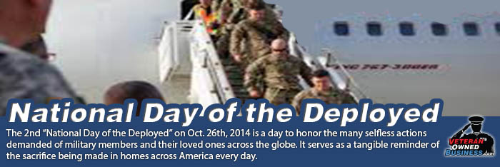 day of deployment 10-26-2015